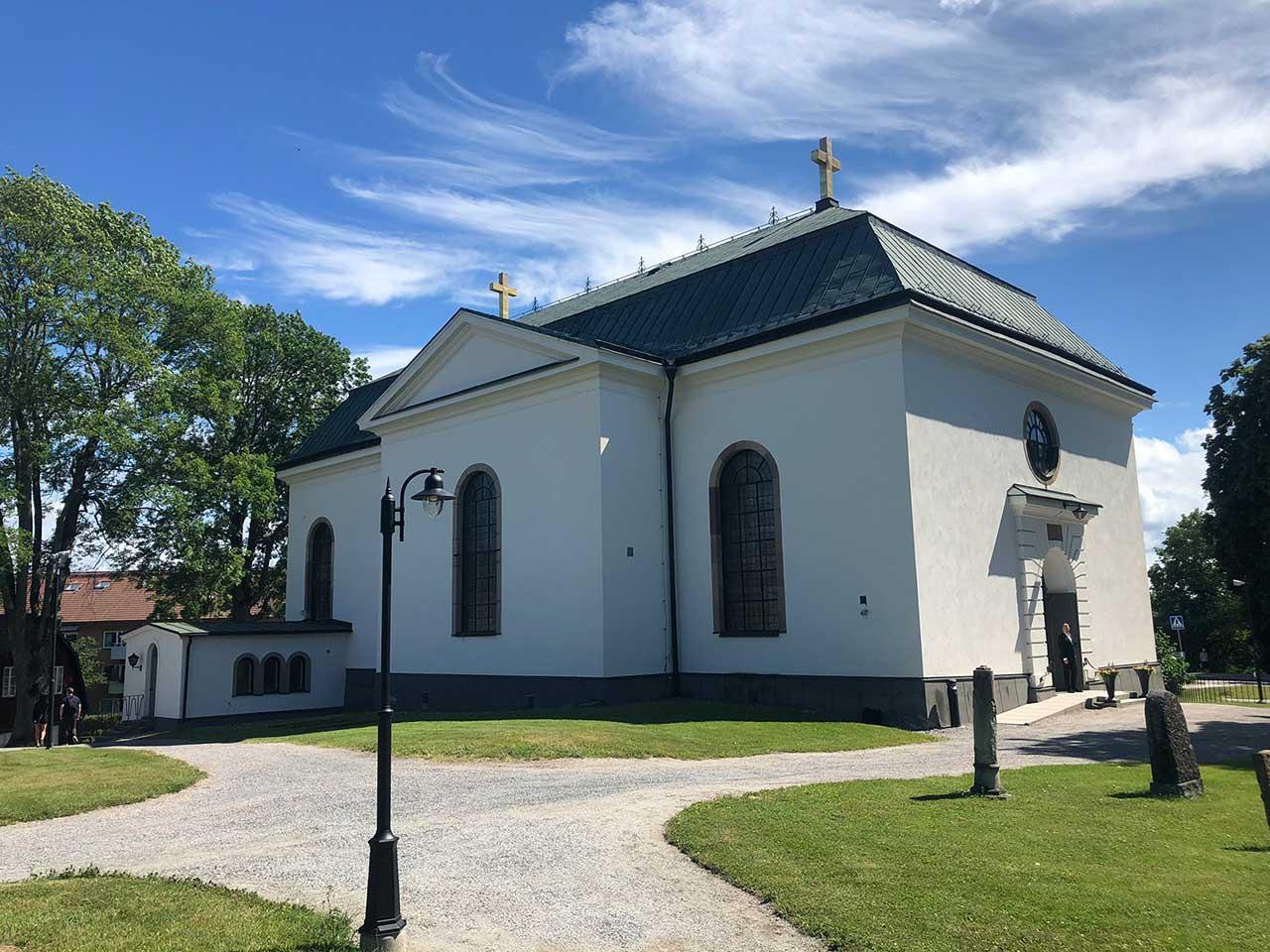 Vaxholms kyrka